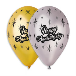 Balloon Decoration for annivesary