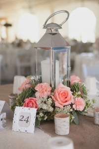 Lanterns and Candles decorations