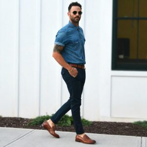 Loafers - Men Fashion Trend summer 2018