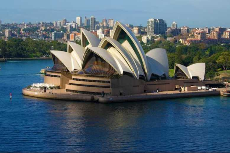 Sydney Opera House - Farebirds