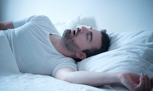 causes of sleep apnea