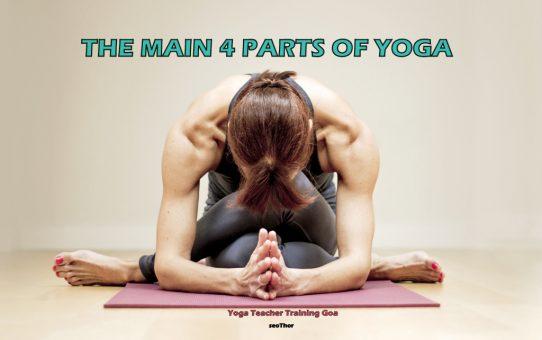 The Main 4 Ways of Yoga Practising