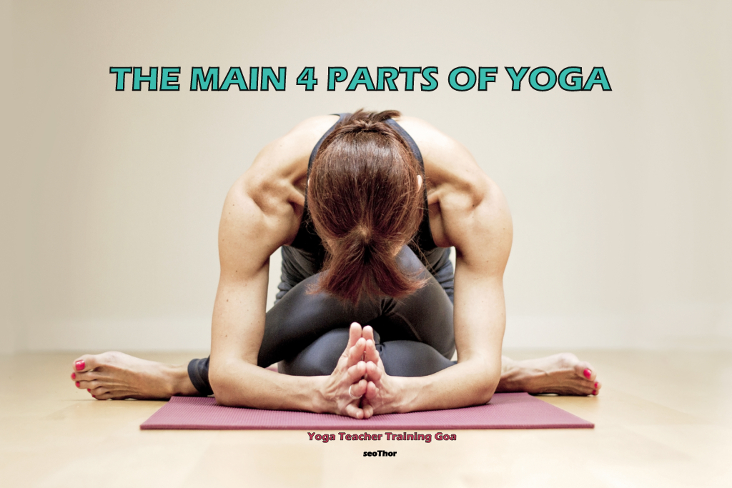 4 ways of yoga practicing