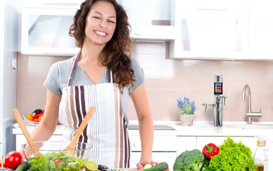 The Benefits of Alkalized Water and Food & Balance Ph