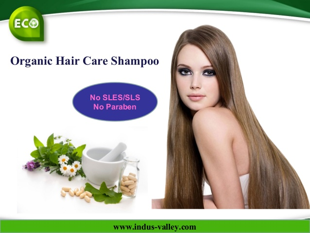 indus valley shampoo organic