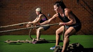 hybrid fitness training