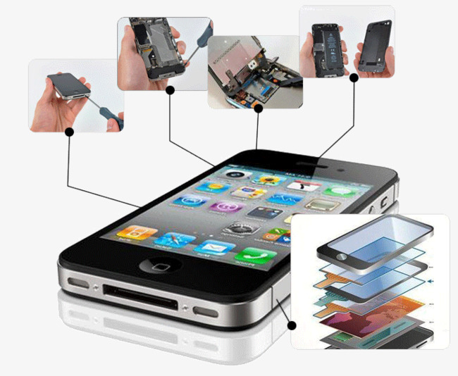 mobile phone repairing accessories