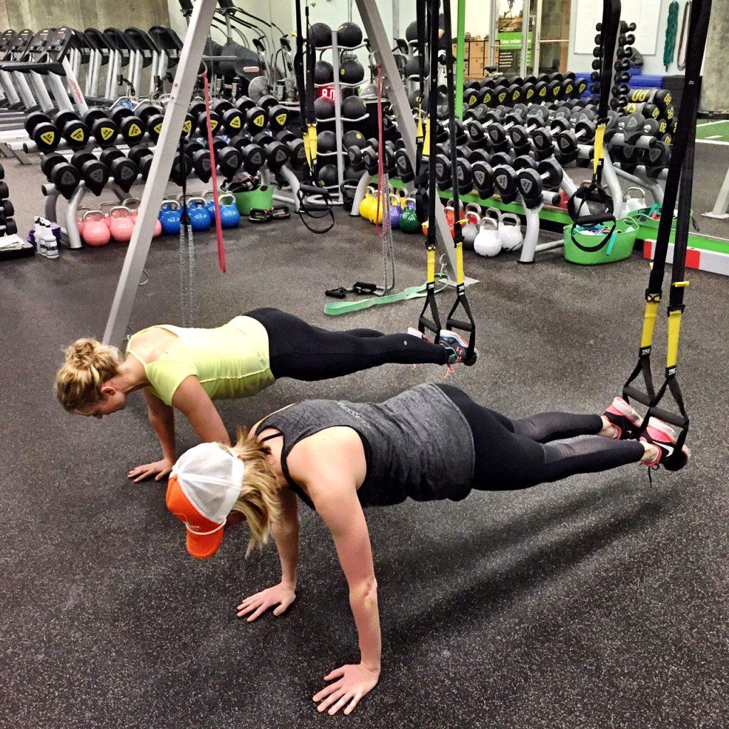 semi private fitness training