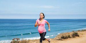running regularly?
