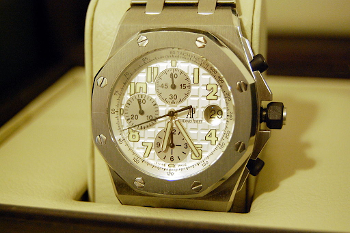 Audemars Piguet, one of the luxury watch brands in the world