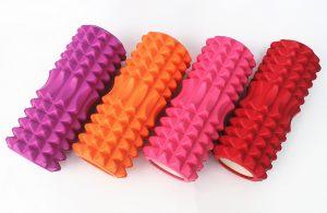 Bumpy Foam Rollers