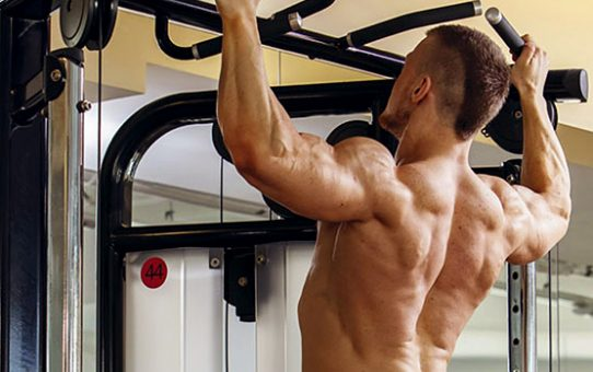 Here are the Benefits of the Pull up Bar Exercise