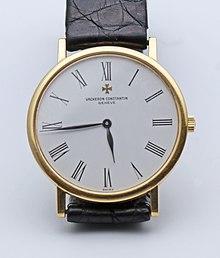 Jean Marc Vacheron luxury watch