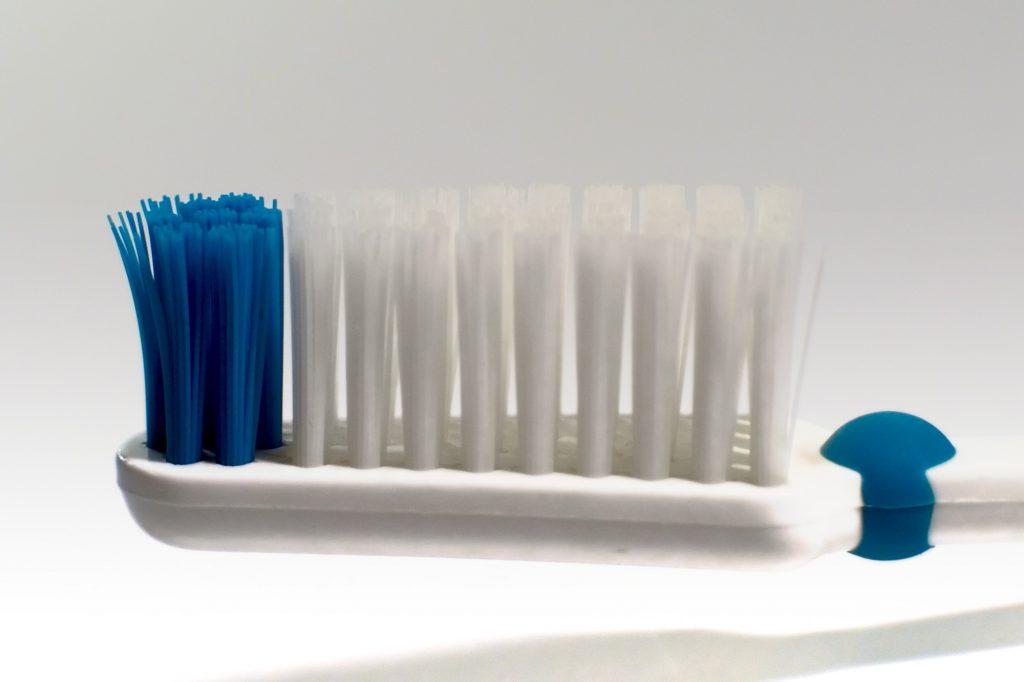 avoid hard bristles