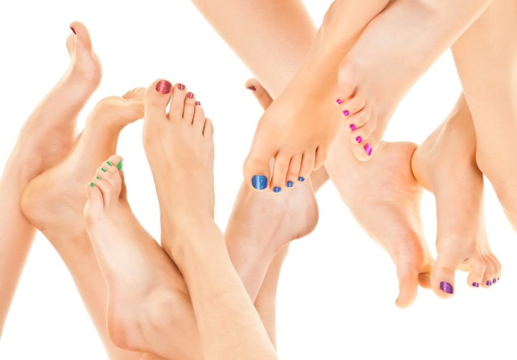 GOODBYE!  CRACKED HEELS – CAUSE AND CURE