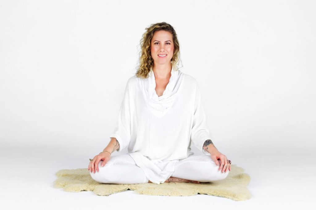 fresh mood by yoga practice