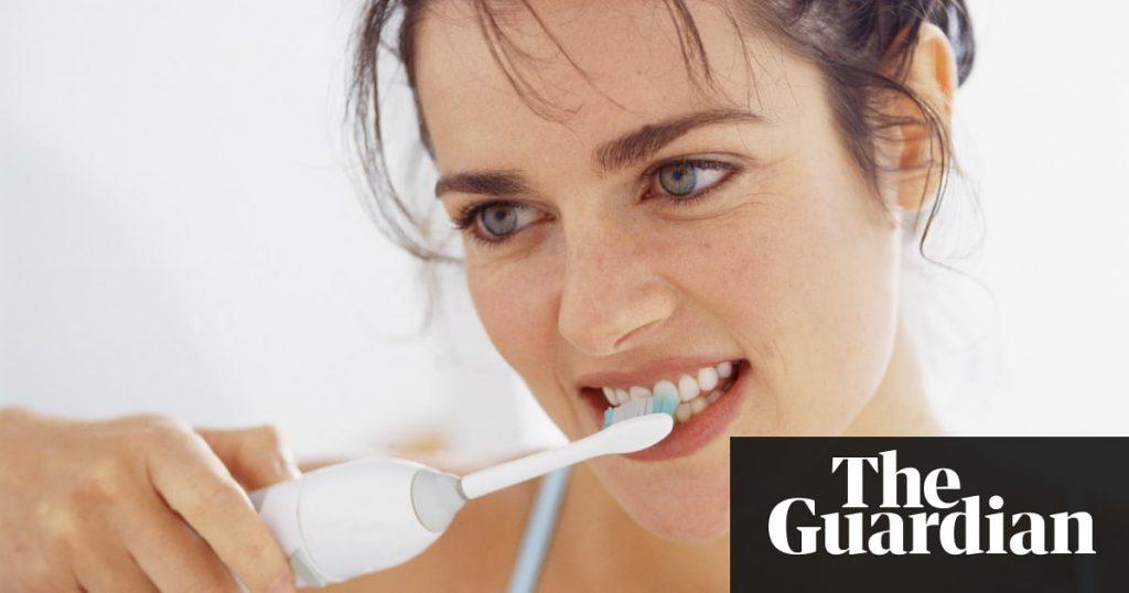 regular tooth brushing in night