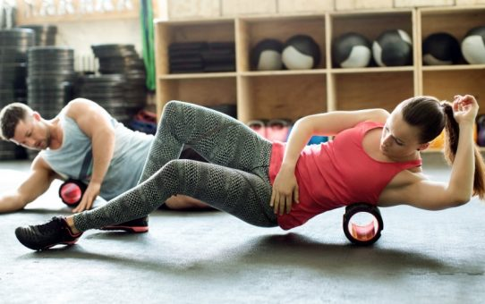 Foam Rollers: Your Gym Friend