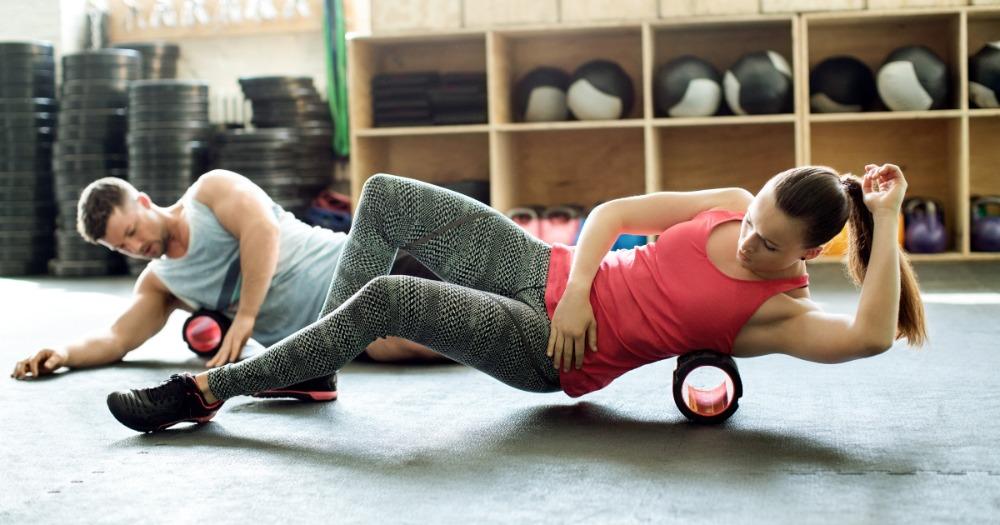 Foam Rollers: Your Gym Friend