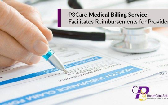 P3Care's Medical Billing Services for Medical Billing Agents