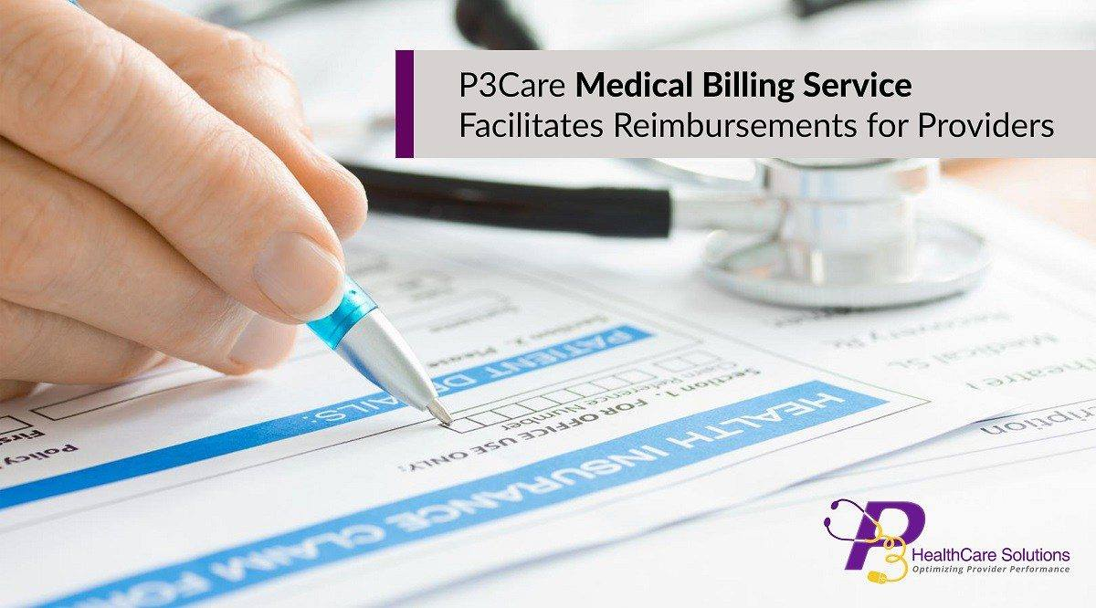 P3Care's medical billing services