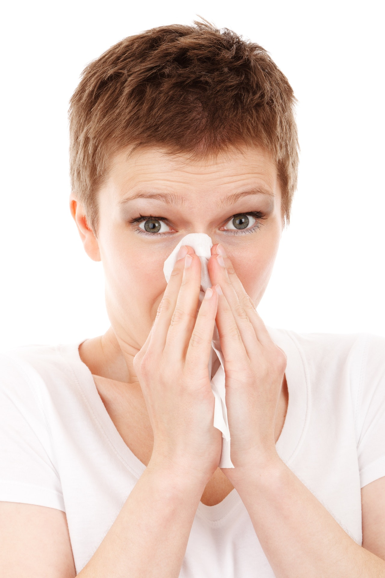home solutions for runny nose