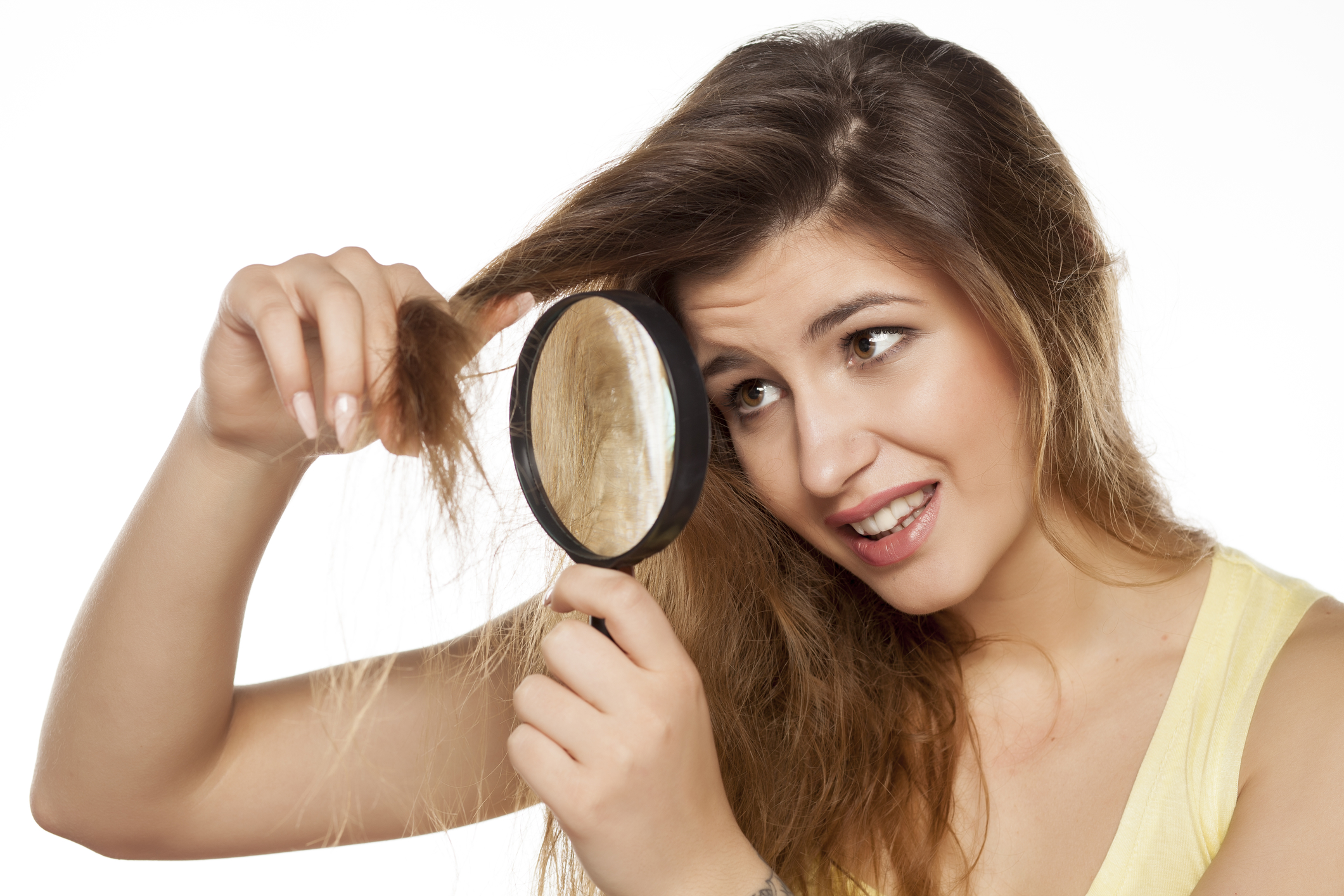 How to treat hair fall