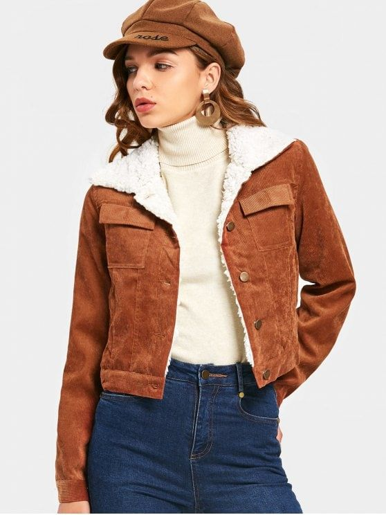 Top 5 Stylish Cropped Jackets for girls