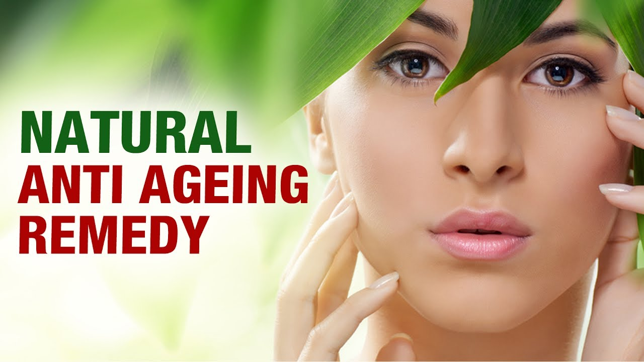 Aloe Vera Anti-ageing