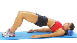 Bridge exercise and stay fit