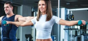 Lateral raises- exercise