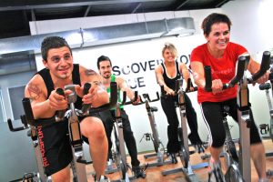 cycling work out for fitness
