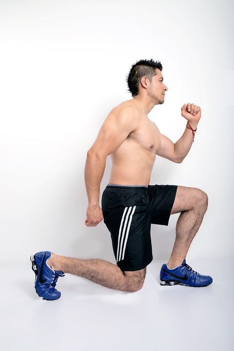 lunges exercise for fit body