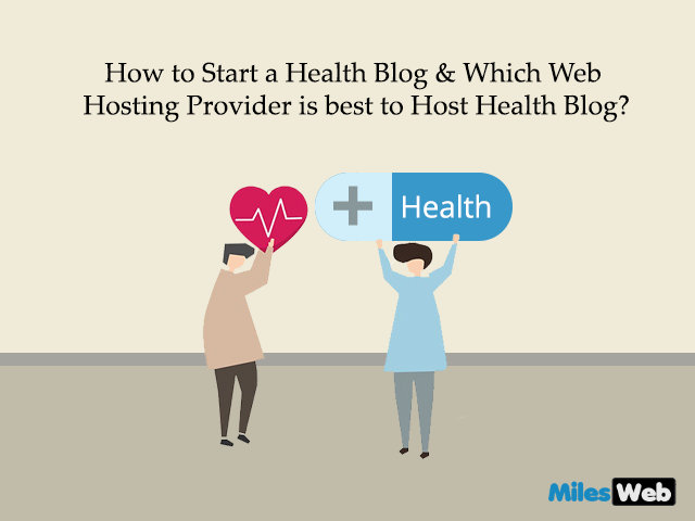 How to Start a Health Blog ?