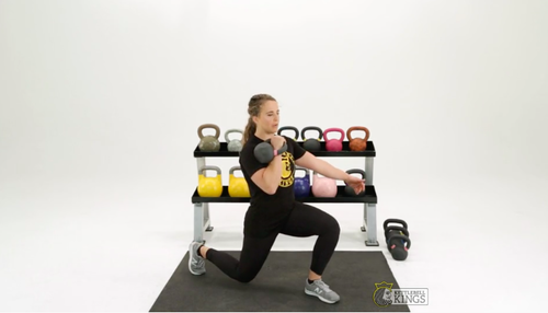 Kettlebell Exercises For Your Glutes