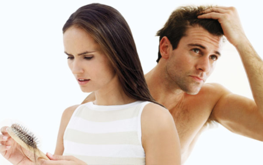 Reasons For Early Hair Loss Found By Genetics Culprit