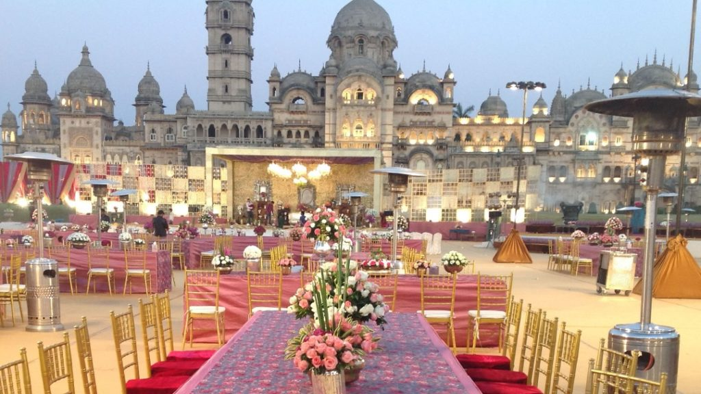 wedding place selection