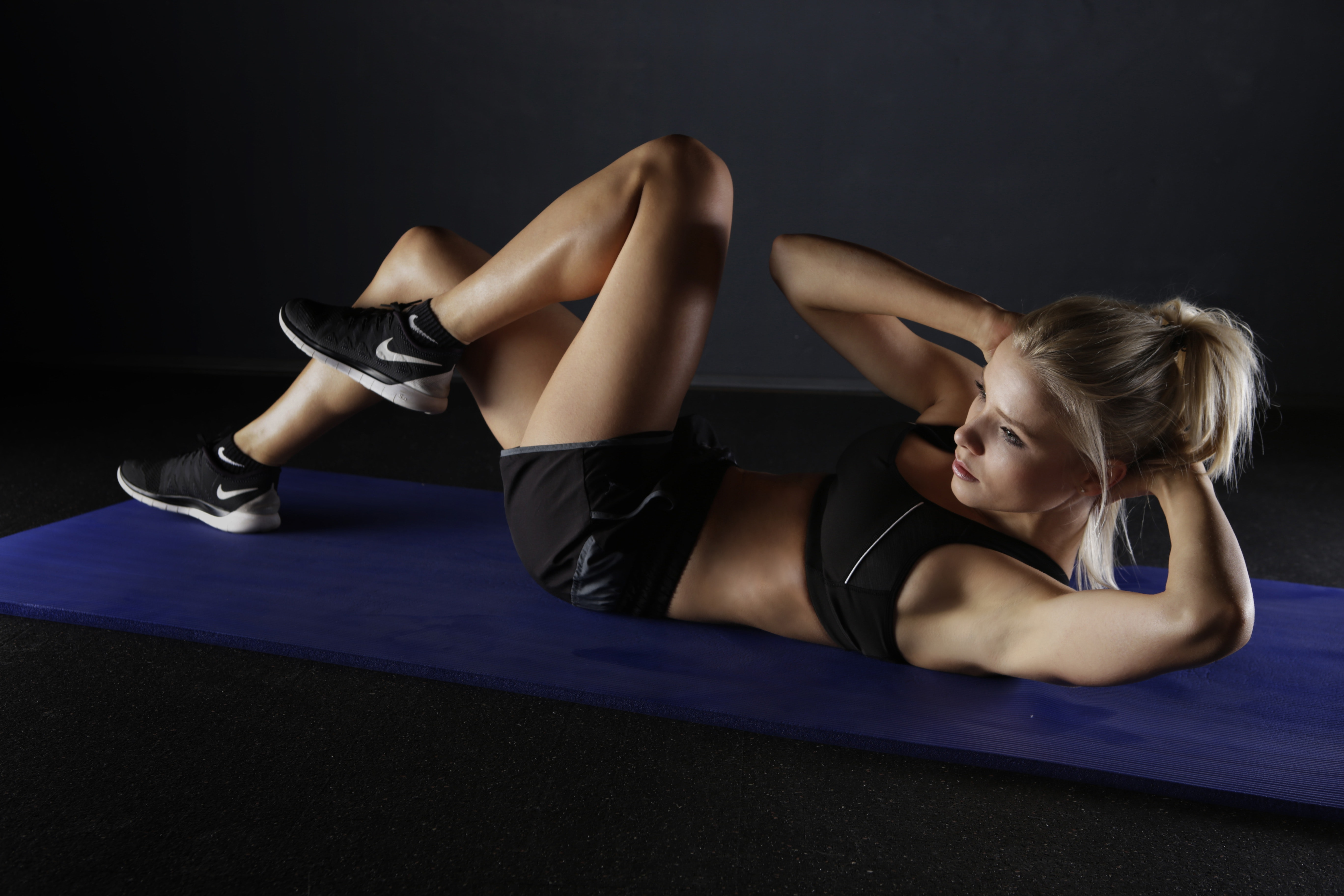 workout for burning fat