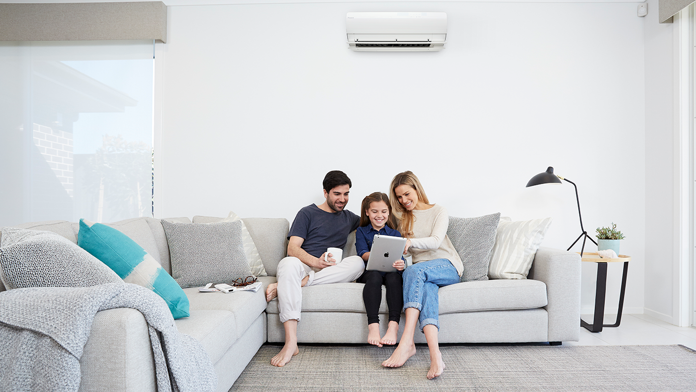 air condition system has improved our lifestyle