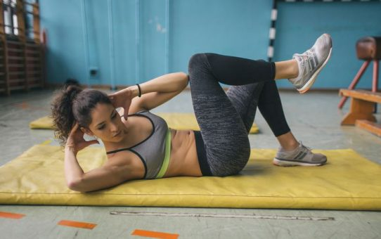 How to Strengthen Muscles at Home