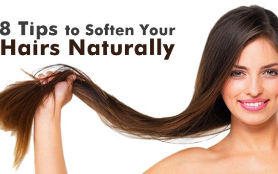 8 Tips to Soften Your Hairs Naturally
