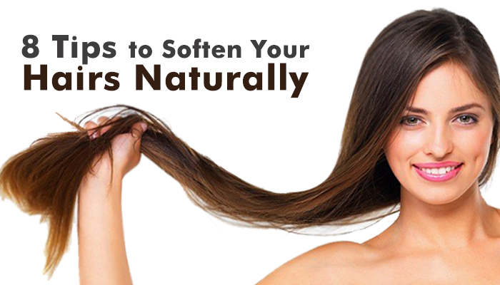 how to soften hairs