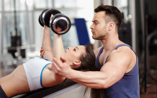 Why Do You Need Personal Trainer For Training?