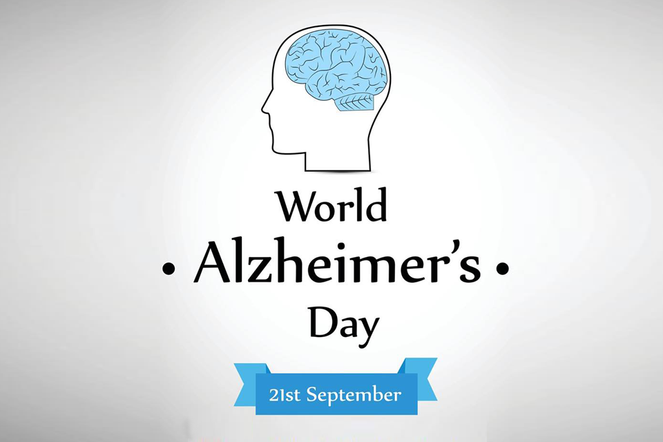 World Alzheimers Day 21 September
