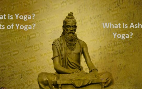 What is Yoga? What are the different parts of Yoga?