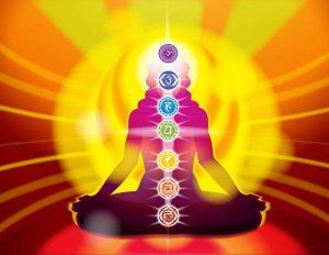 chakras in yoga
