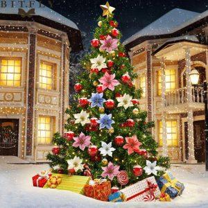 Christmas tree decoration tips