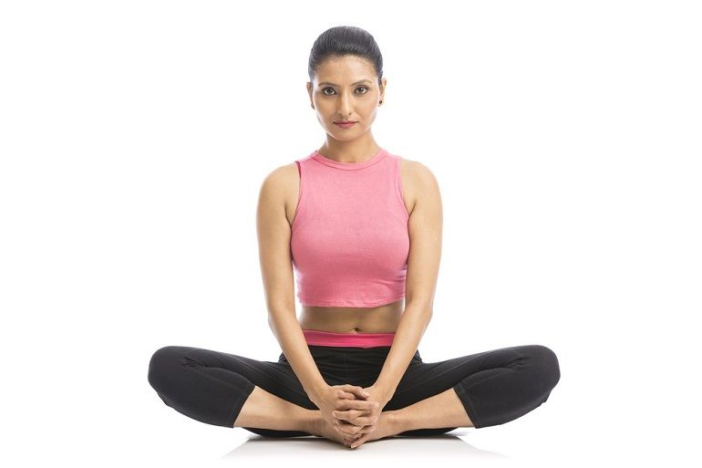 Bhadrasana for pregnant