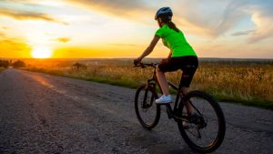 cycling - how to burn 300 calories in a day
