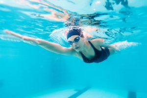 swimming exercise - how to burn calories